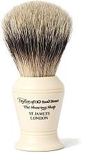 Düfte, Parfümerie und Kosmetik Rasierpinsel S375 - Taylor of Old Bond Street Shaving Brush Super Badger size M