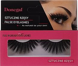 Düfte, Parfümerie und Kosmetik Künstliche Wimpern mit Kleber 4470 - Donegal Eyelashes With Glue