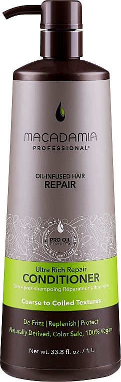 Conditioner mit Macadamia und Argan Omega - Macadamia Professional Ultra Rich Repair Conditioner — Bild N1