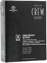 Anti-Grau Haartönung - American Crew Precision Blend Dark — Bild N2