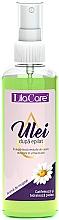 Düfte, Parfümerie und Kosmetik Feuchtigkeitsspendendes Körperöl nach der Haarentfernung mit Kamillenduft - Lila Rossa Lila Care