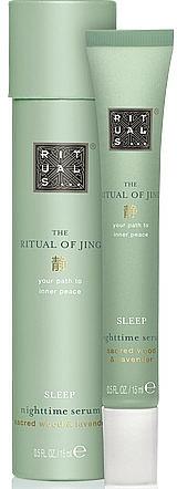 Serum für einen erholsamen Schlaf mit beruhigendem heiligen Holz und Lavendel - Rituals The Ritual of Jing Sleep Serum