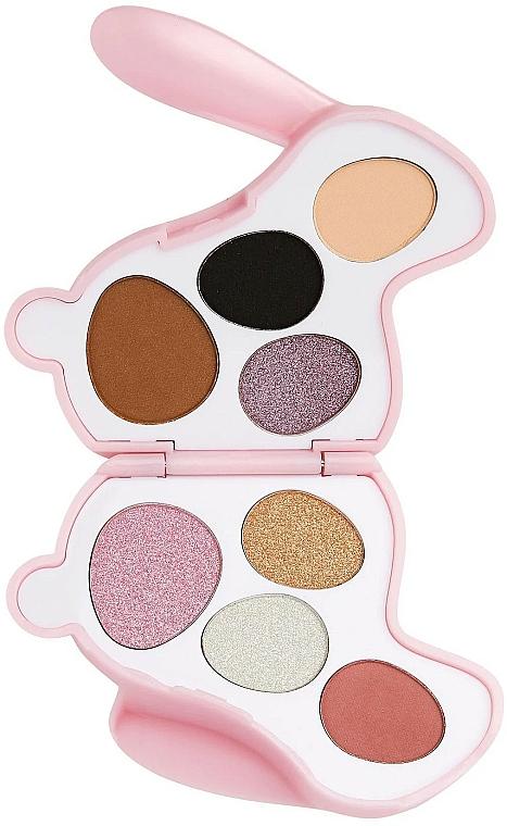Lidschattenpalette - I Heart Revolution Bunny Blossom Palette
