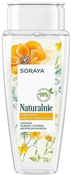 Erfrischende Gesichtsessenz mit Orangenblüten- und Kamillenextrakt - Soraya