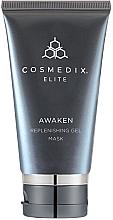 Düfte, Parfümerie und Kosmetik Feuchtigkeitsspendende und regenerierende Gelmaske für das Gesicht mit Polyhydroxysäuren - Cosmedix Awaken Replenishing Gel Mask