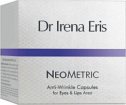 Düfte, Parfümerie und Kosmetik Anti-Falten Kapseln für Augen- und Lippenpartie 45 St. - Dr Irena Eris Anti-Wrinkle Capsules for Eyes and Lips Area