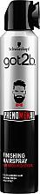 Düfte, Parfümerie und Kosmetik Finishing-Haarspray - Schwarzkopf Got2b Phenomenal Finishing Hairspray