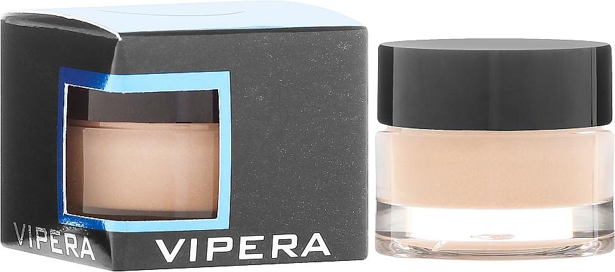 Glättende und aufhellende Gesichts- und Körpermousse mit lichtreflektierenden Partikeln - Vipera Smart Mousse