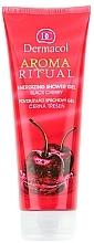 Energetisierendes Duschgel mit Kirschblüten-Extrakt - Dermacol Aroma Ritual Energizing Shower Gel — Bild N1
