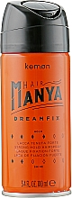 Düfte, Parfümerie und Kosmetik Haarlack mit Mangoduft Extra starker Halt - Kemon Hair Manya Dreamfix