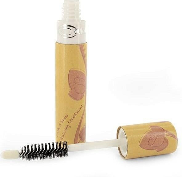 Augenbrauen- und Wimperngel - Couleur Caramel Stay Gold Revitalising Lash & Eyebrow Gel