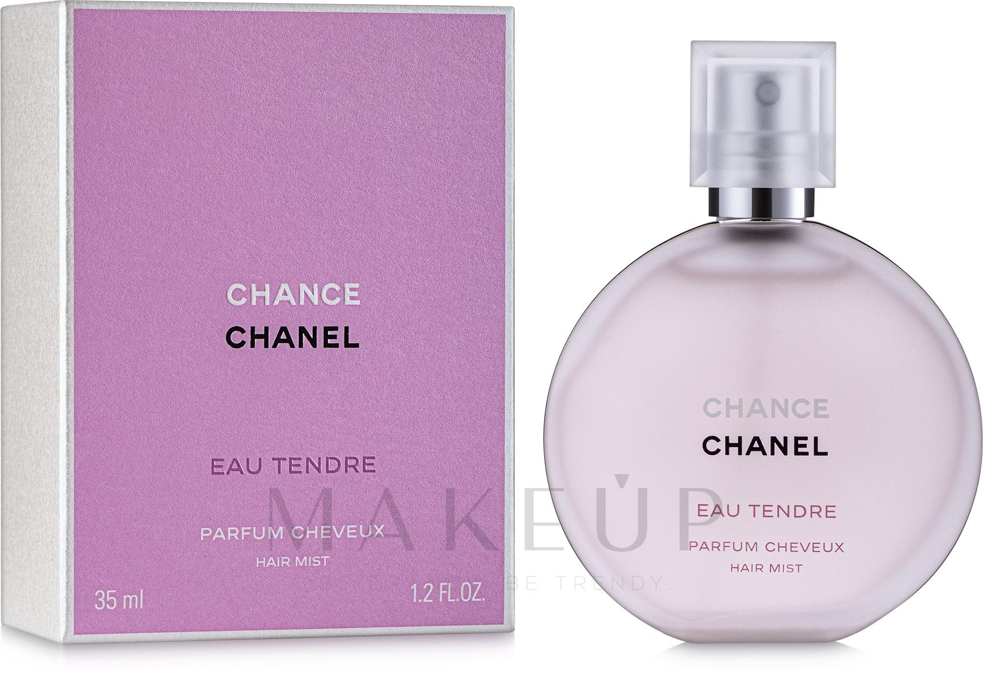 Chanel Chance Eau Tendre Hair Mist - Haarparfum — Bild 35 ml