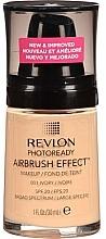 Düfte, Parfümerie und Kosmetik Foundation mit Weichzeichner-Effekt LSF 20 - Revlon Photoready Airbrush Effect Foundation