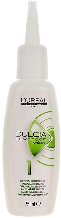 Dauerwell-Lotion mit Fruchtsäuren für normales Haar - L'Oreal Professionnel Dulcia Advanced Perm Lotion 1