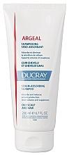 Düfte, Parfümerie und Kosmetik Seboregulierendes Shampoo für fettiges Haar - Ducray Argeal Sebum-Absorbing Shampoo