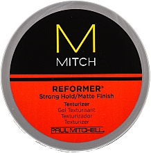 Düfte, Parfümerie und Kosmetik Haarstyling-Gel mit mattem Finish Starker Halt - Paul Mitchell Mitch Reformer Texturizer