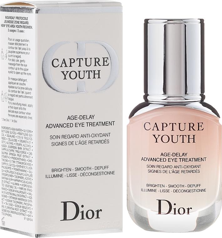 Antioxidative Augenpflege - Dior Capture Youth Age-Delay Advanced Eye Treatment