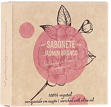 Düfte, Parfümerie und Kosmetik Naturseife Jasmine - Essencias De Portugal Jasmine Soap Senses Collection