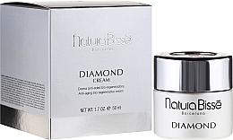 Düfte, Parfümerie und Kosmetik Regenerierende Bio-Anti-Aging-Creme für trockene Haut - Natura Bisse Diamond Cream
