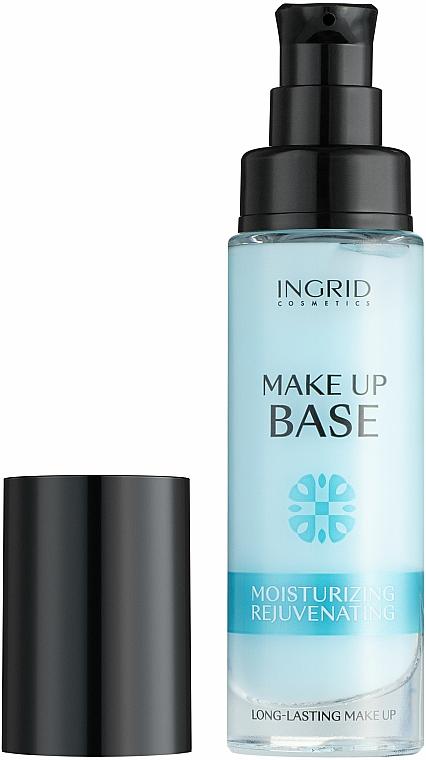 Anti-Aging feuchtigkeitsspenende und langanhaltende Foundation - Ingrid Cosmetics Make-up Base Long-Lasting Moisturizing & Rejuvenating