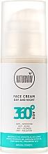 Düfte, Parfümerie und Kosmetik Antioxidative Anti-Aging Gesichtscreme gegen Rötungen - Naturativ 360° AOX Facial Cream For Day & Night