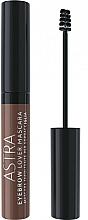Düfte, Parfümerie und Kosmetik Augenbrauen-Mascara - Astra Make-up Lover Eyebrow Mascara