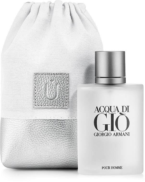 Baumwollsäckchen Perfume Dress weiß (ohne Inhalt) - MakeUp