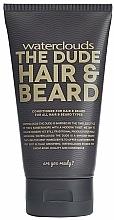 Düfte, Parfümerie und Kosmetik Haar- und Bartconditioner für alle Haar- und Barttypen - Waterclouds The Dude Hair And Beard Conditioner