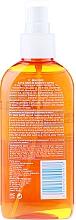 Trockenes Sonnenschutzöl-Spray für Körper und Haar SPF 15 - Floslek Sun Care Dry Oil Tanning Spray SPF15 — Bild N2