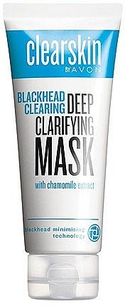 Klärende Gesichtsmaske gegen Mitesser - Avon Clearskin