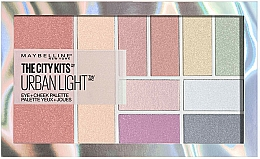 Düfte, Parfümerie und Kosmetik Schminkpalette - Maybelline The City Kits Eye & Cheek Palette