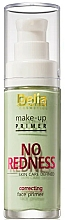 Düfte, Parfümerie und Kosmetik Korrigierende Grundierung gegen Hautrötungen - Delia Cosmetics No Redness Make Up Primer