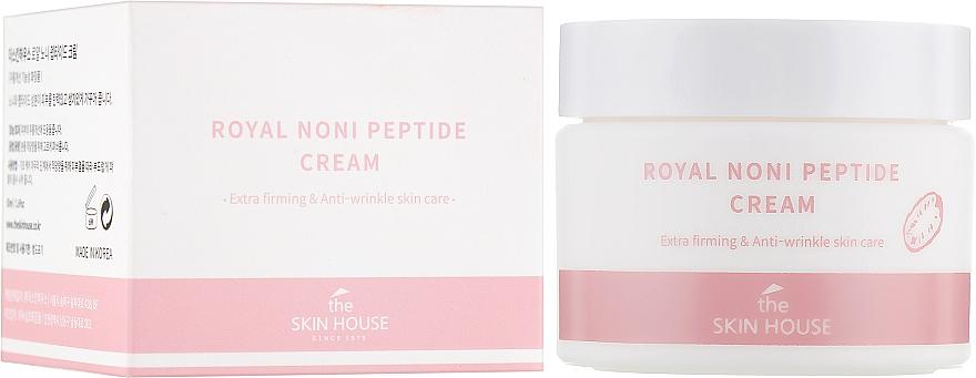 Intensiv straffende Anti-Falten Gesichtscreme mit Peptiden und Noni-Extrakt - The Skin House Royal Noni Peptide Cream — Bild N1