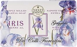 Düfte, Parfümerie und Kosmetik Naturseife Iris - Nesti Dante Sensual Soap Dei Colli Fiorentini Collection