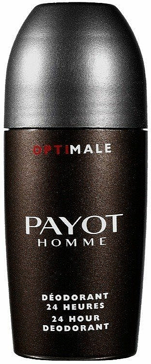 Deo Roll-on Antitranspirant - Payot Optimale Homme Deodorant 24 Heures