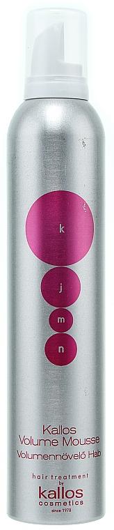Schaumfestiger für mehr Volumen - Kallos Cosmetics Volume Mousse