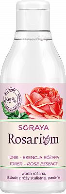 Gesichtstonikum mit Rosenwasser, Rosenextrakt und Panthenol - Soraya Rosarium Tonic Rose Essence — Bild N1