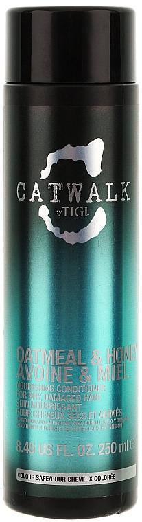 Regenerierende Haarspülung - Tigi Catwalk Oatmeal & Honey Conditioner