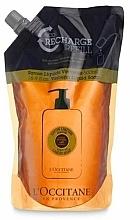 Düfte, Parfümerie und Kosmetik Flüssigseife mit Zitronenstrauch - L'Occitane Verbena Liquid Soap (Doypack)
