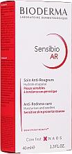 Düfte, Parfümerie und Kosmetik Gesichtscreme für empfindliche Haut und Anti-Rötungen - Bioderma Sensibio AR Anti-Redness Cream