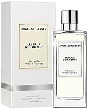 Düfte, Parfümerie und Kosmetik Angel Schlesser Les Eaux d'un Instant Intimate White Flowers - Eau de Toilette