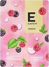 Düfte, Parfümerie und Kosmetik Regenerierende Tuchmaske mit Himbeerextrakt - Frudia My Orchard Squeeze Mask Raspberry