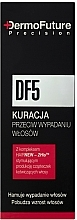 Düfte, Parfümerie und Kosmetik Anti-Haarausfall Kur für Männer - DermoFuture DF5 Course Against Hair Loss
