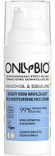 Düfte, Parfümerie und Kosmetik Feuchtigkeitsspendende Gesichtscreme - Only Bio Bakuchiol&Squalane Rich Moisturising Face Cream