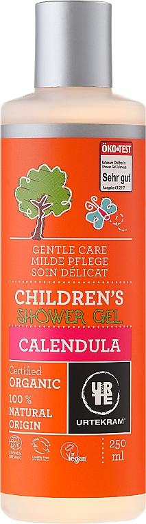 Mildes und pflegendes Duschgel für Kinder mit Ringelblume - Urtekram Childrens Calendula Shower Gel