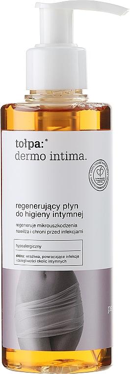 Gel für die Intimhygiene - Tolpa Dermo Intima Regenerating Liquid For Intimate Hygiene