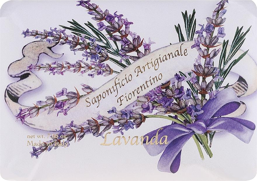 Naturseife Lavendel - Saponificio Artigianale Fiorentino Lavender
