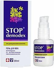 Düfte, Parfümerie und Kosmetik Augenkonturgel für Männer - PhytoBioTechnologien Stop Demodex