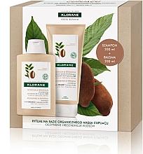 Düfte, Parfümerie und Kosmetik Haarpflegeset - Klorane Cupuacu (Shampoo 200ml + Conditioner 200ml)