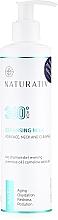 Düfte, Parfümerie und Kosmetik Reinigungsmilch für Gesicht und Hals mit Kamille und Primelöl - Naturativ 360° AOX Cleansing Milk
